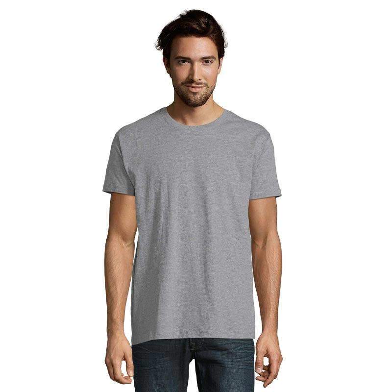 tee-shirt publicitaire pour homme imperial - devant