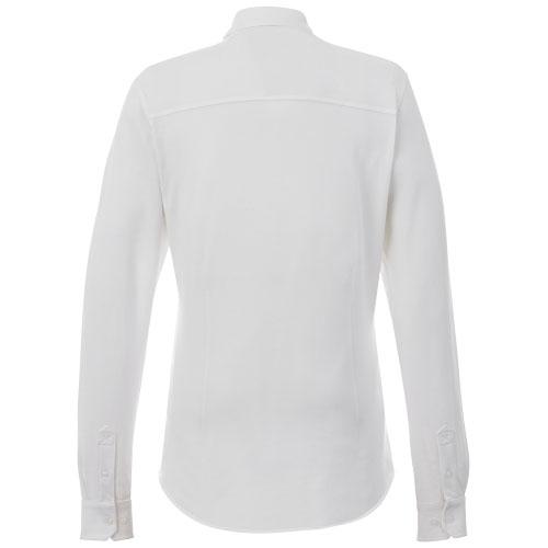 chemise publicitaire femme Bigelow - textile publicitaire