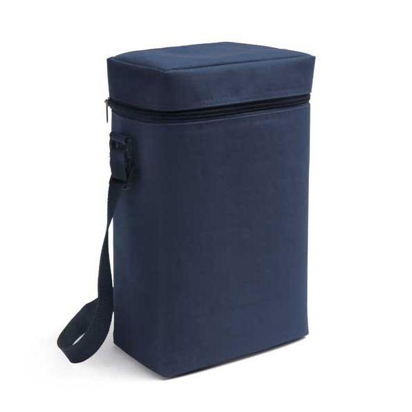Sac isotherme personnalisé Icebox bleu
