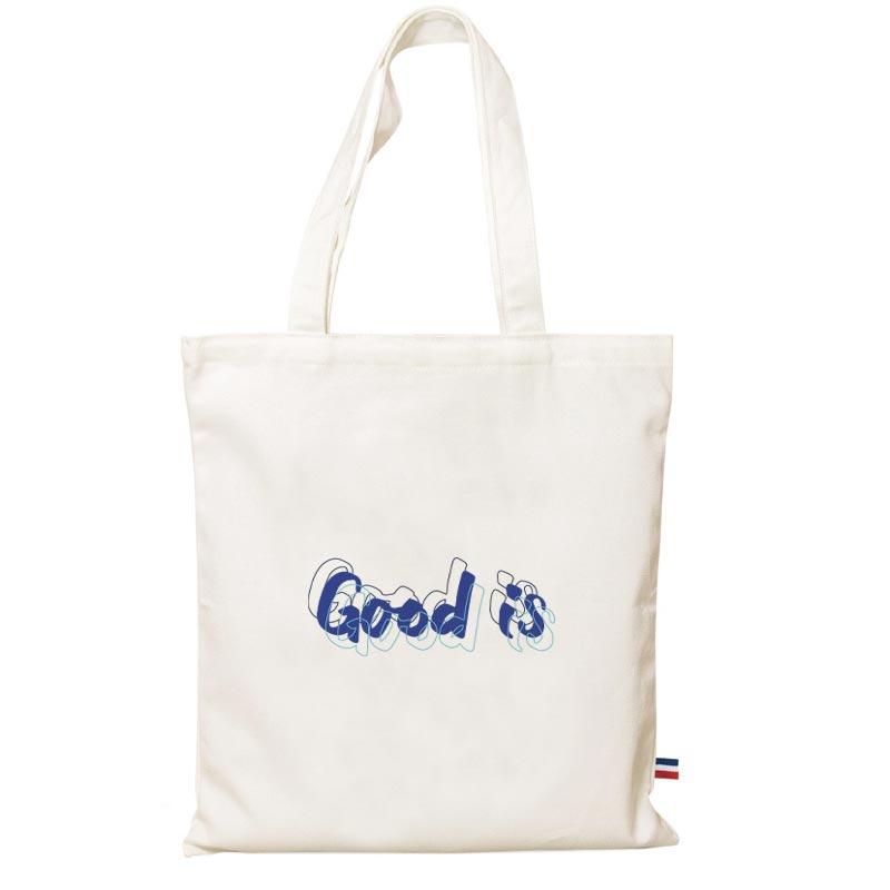 sac shopping publicitaire écologique en coton bio Java