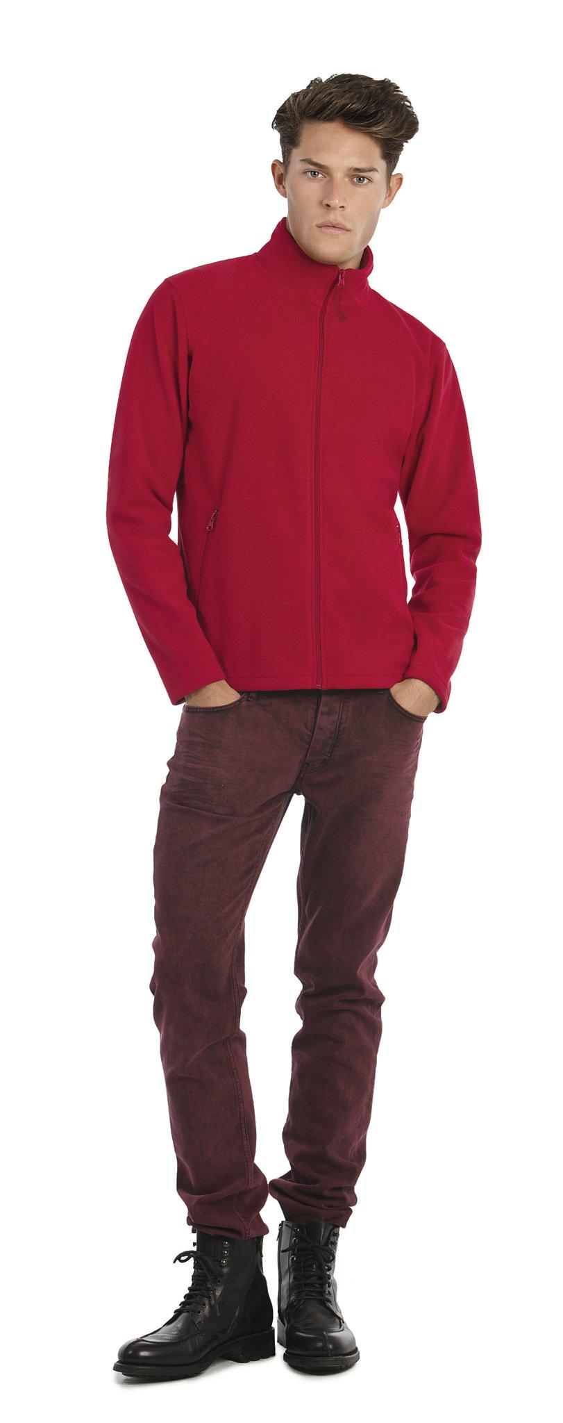 Veste polaire publicitaire Fleece - veste polaire personnalisable