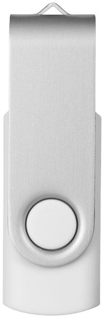 Clé USB publicitaire rotative 16 Go Axis - objet publicitaire high-tech