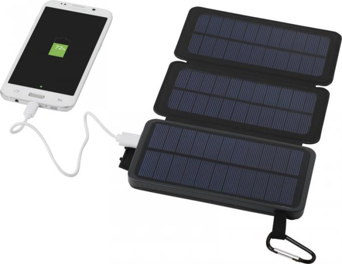 Chargeur solaire 8000 mAh Cosmic