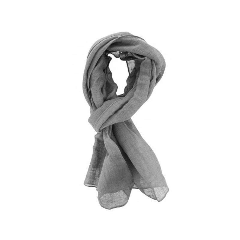 Cadeau d'entreprise - Foulard gris
