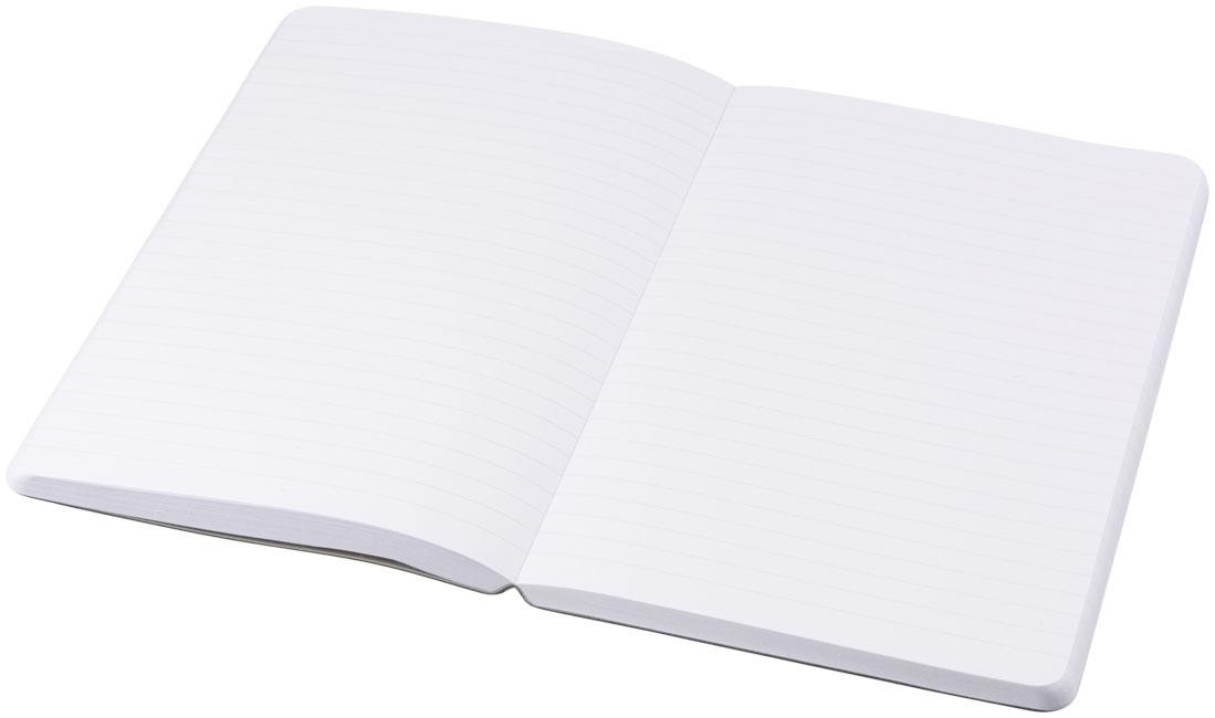 Bloc-notes personnalisable de poche Reflexa 360° A5 - bloc-notes publicitaire