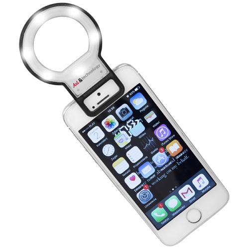 Miroir personnalisable pour smartphone BCBG - objet publicitaire high-tech