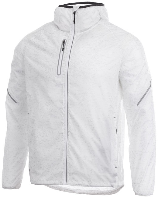Imperméable personnalisé Jacket Signal blanc