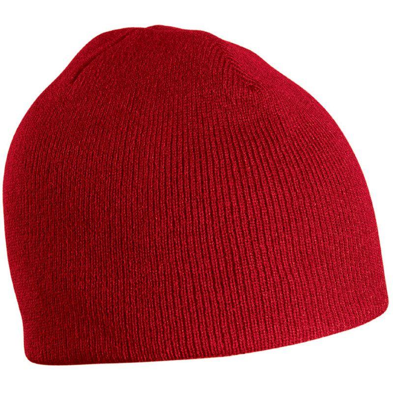 Bonnet personnalisé tricot sans revers Bobo - Objet publicitaire textile hiver