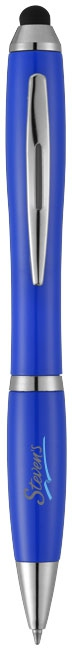 Stylo-stylet publicitairel Nash uni - stylo promotionnel