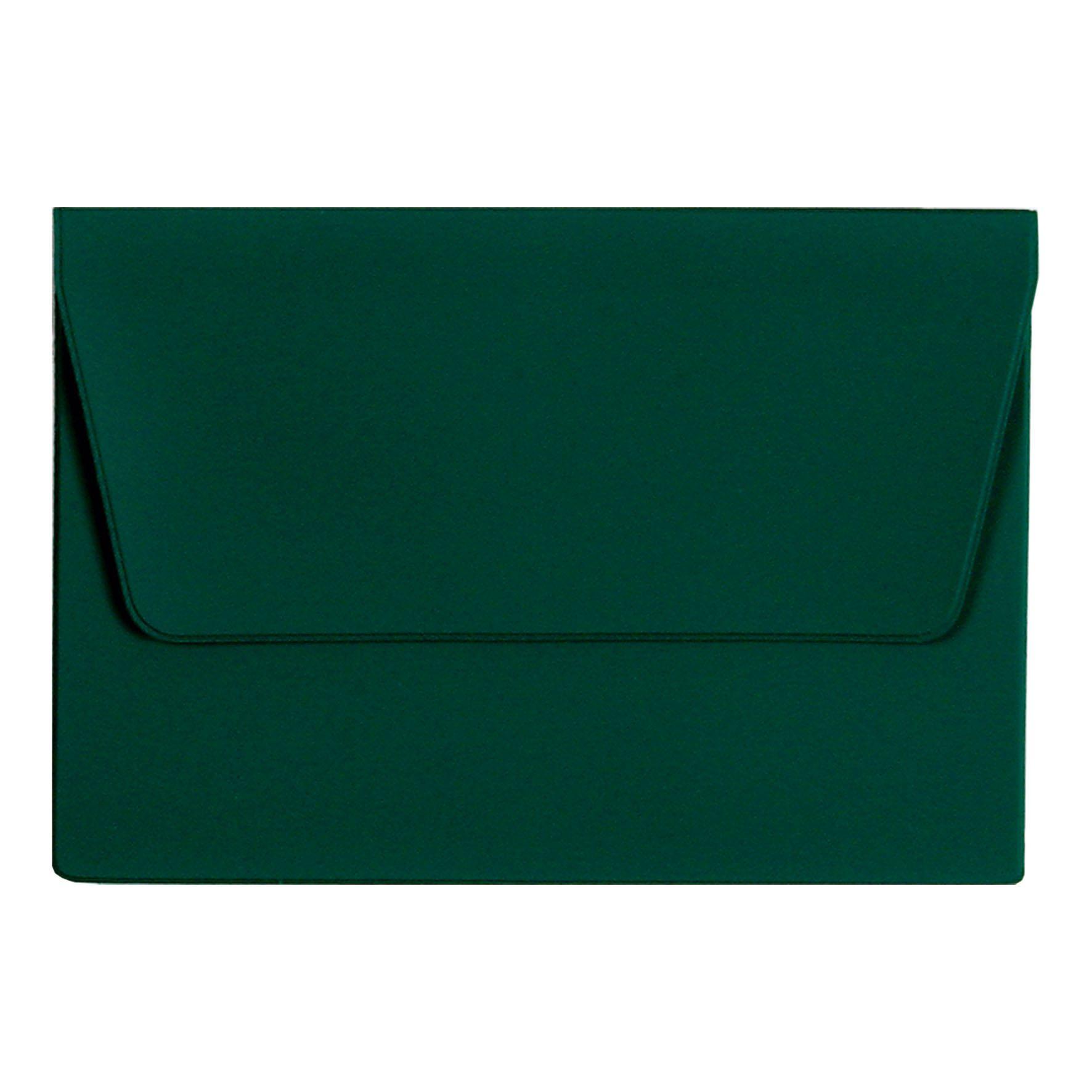 Cadeau promotionnel - Pochette de voyage publicitaire 1 poche A5 - turquoise