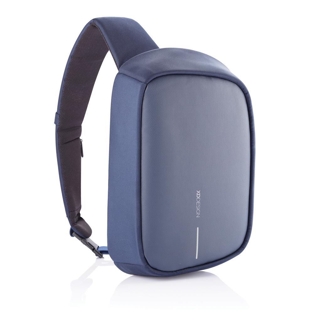 sac à dos publicitaire Bobby Sling bleu
