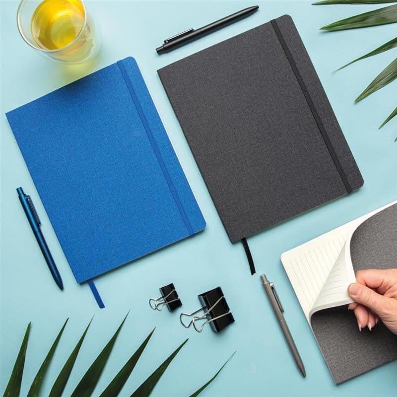 Cadeau publicitaire - Carnet de notes personnalisables