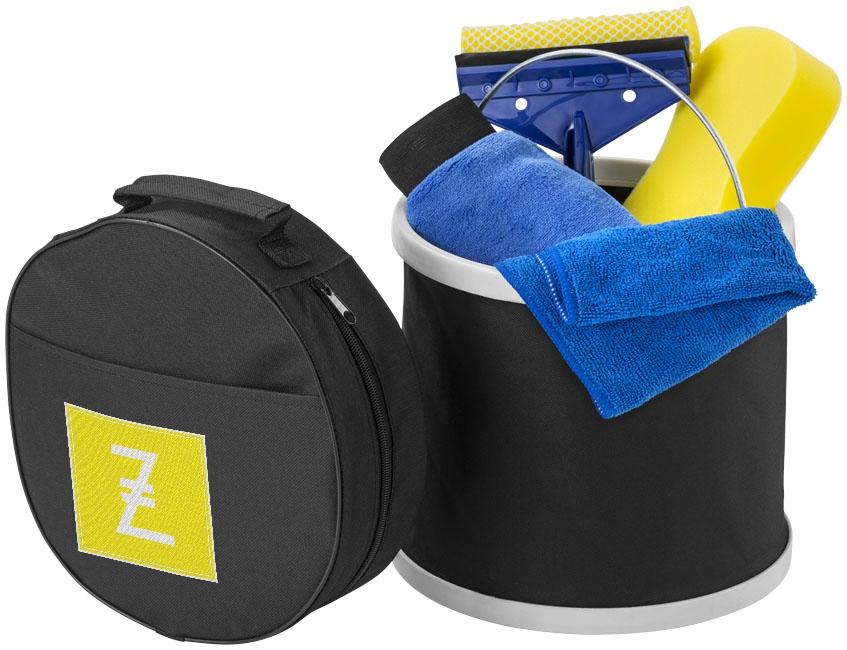 Kit de lavage de voiture personnalisable Carpropre - objet publicitaire automobile