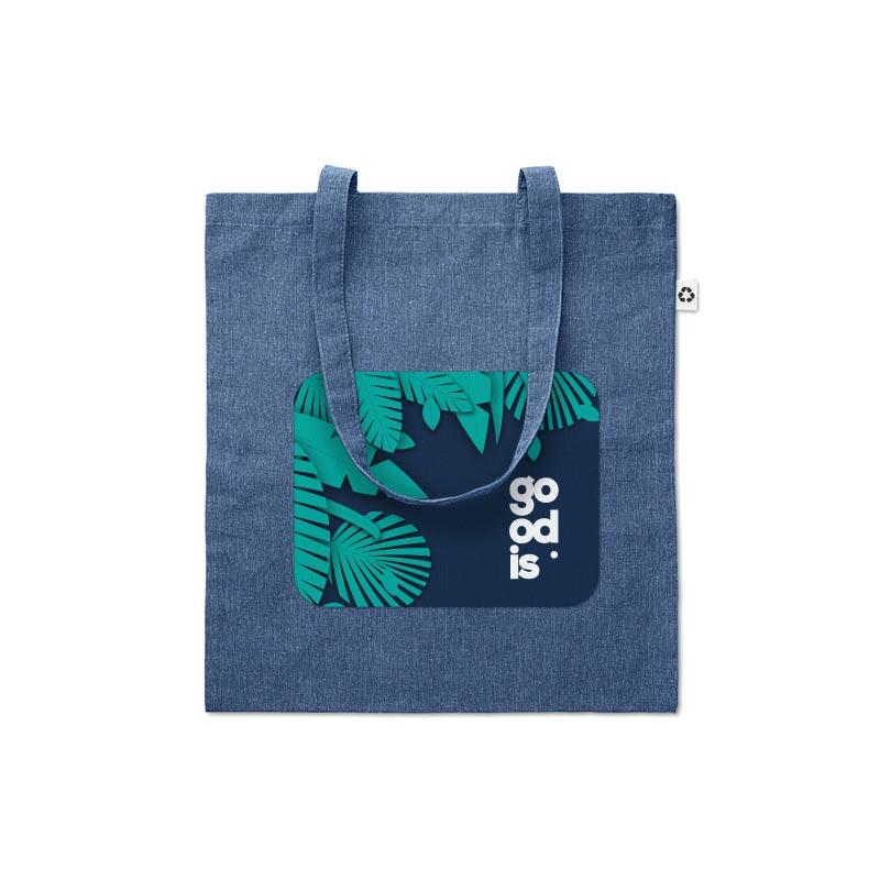 Tote bag 140gr Cottonel Duo