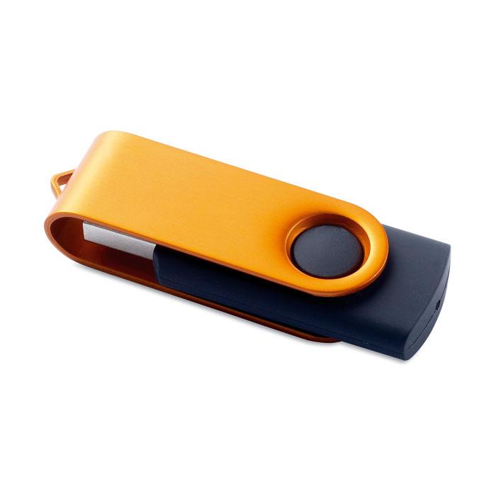 Clé USB publicitaire Rotodrive jaune
