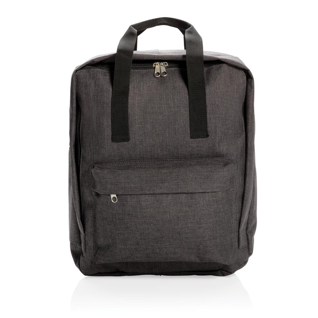 sac à dos personnalisable -  sac à dos personnalisé Ursule anthracite