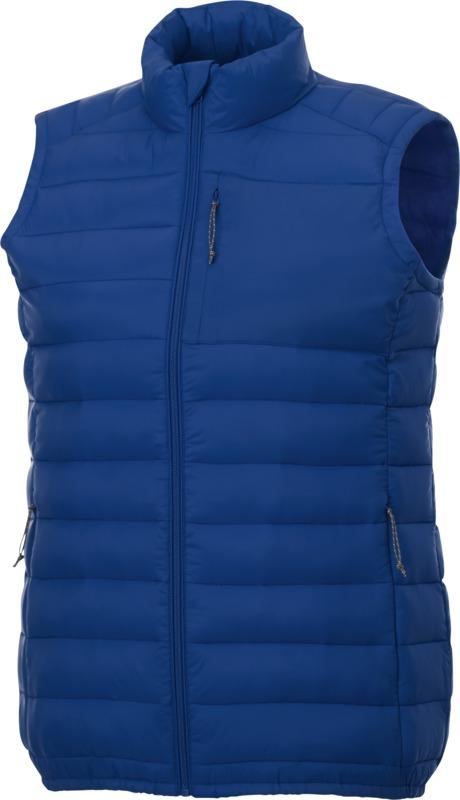 Bodywarmer publicitaire Pallas en bleu