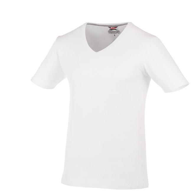 T-shirt publicitaire manches courtes homme Bosey