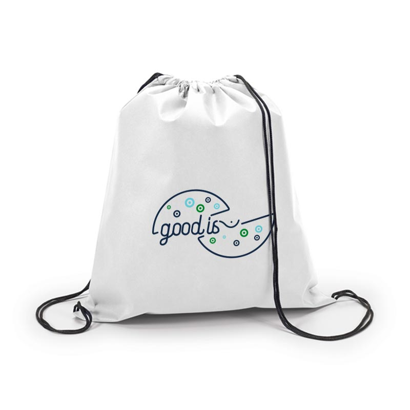 Gym bag personnalisable Ecolory