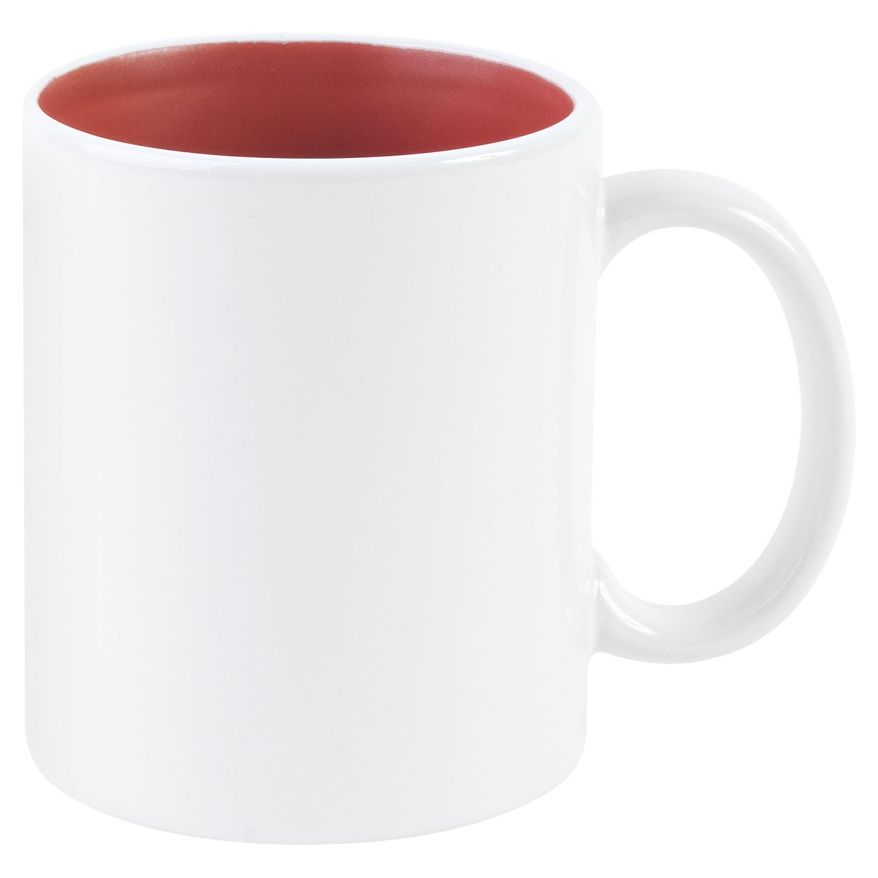 Cadeau publicitiare - Mug publicitaire Bicolore pour sublimation 31 cl