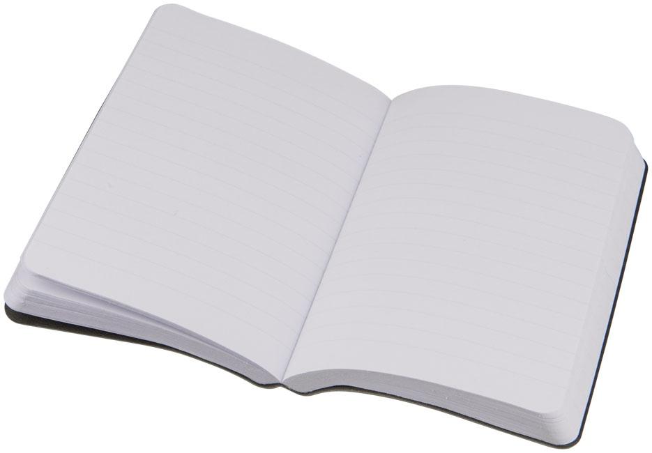 Bloc-notes personnalisé de poche Reflexa 360° - papeterie publicitaire