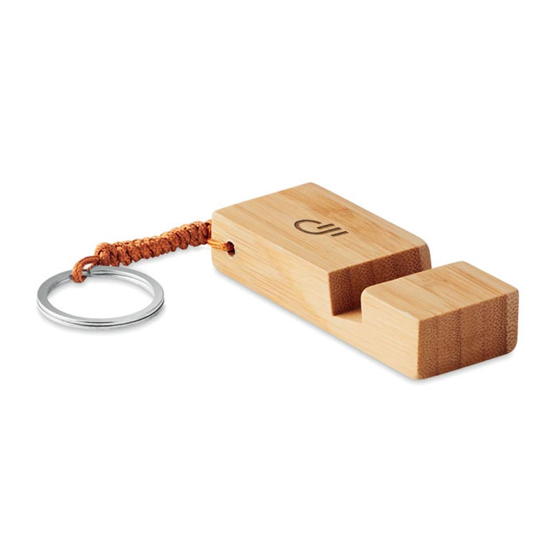 porte-clé bambou