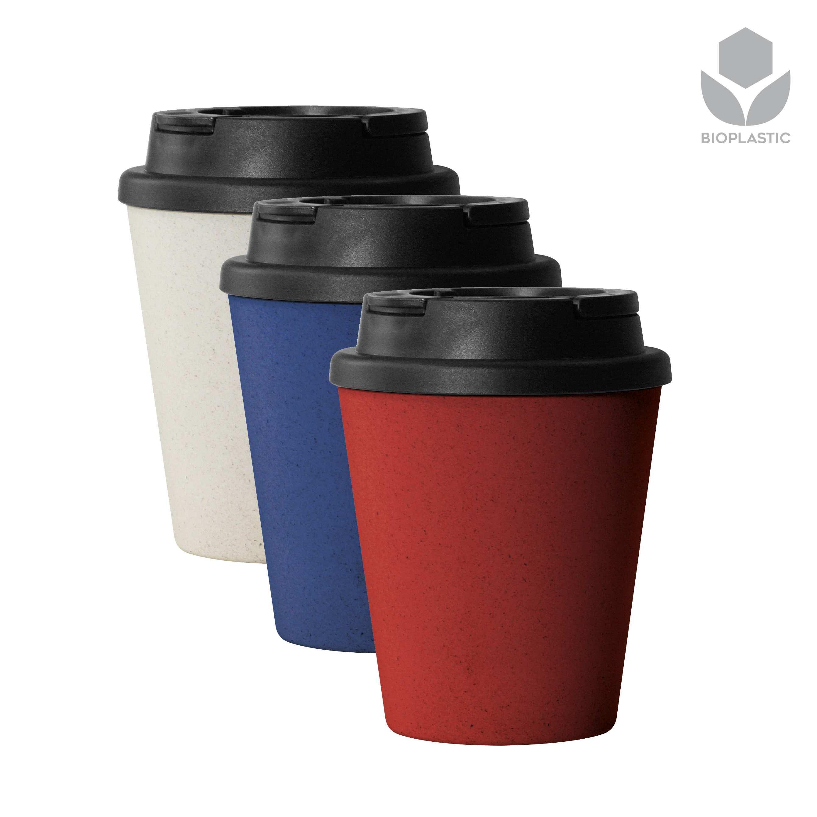 Mug isotherme publicitaire Minimu - Mug personnalisé entreprise
