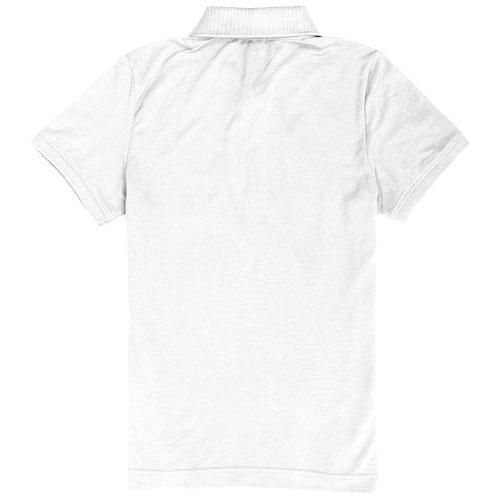 Polo pour femmes publicitaire Crandall - polo femmes publicitaire en coton et polyester protection UV