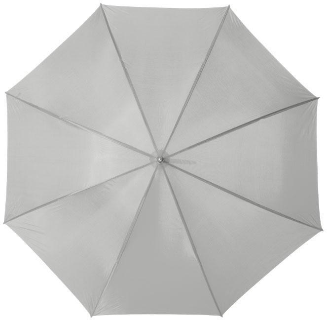 """Parapluie publicitaire golf 30"""" Karl - Parapluie personnalisable - gris"""