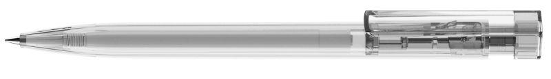 Stylo publicitaire Liberty Transparent - stylo personnalisable