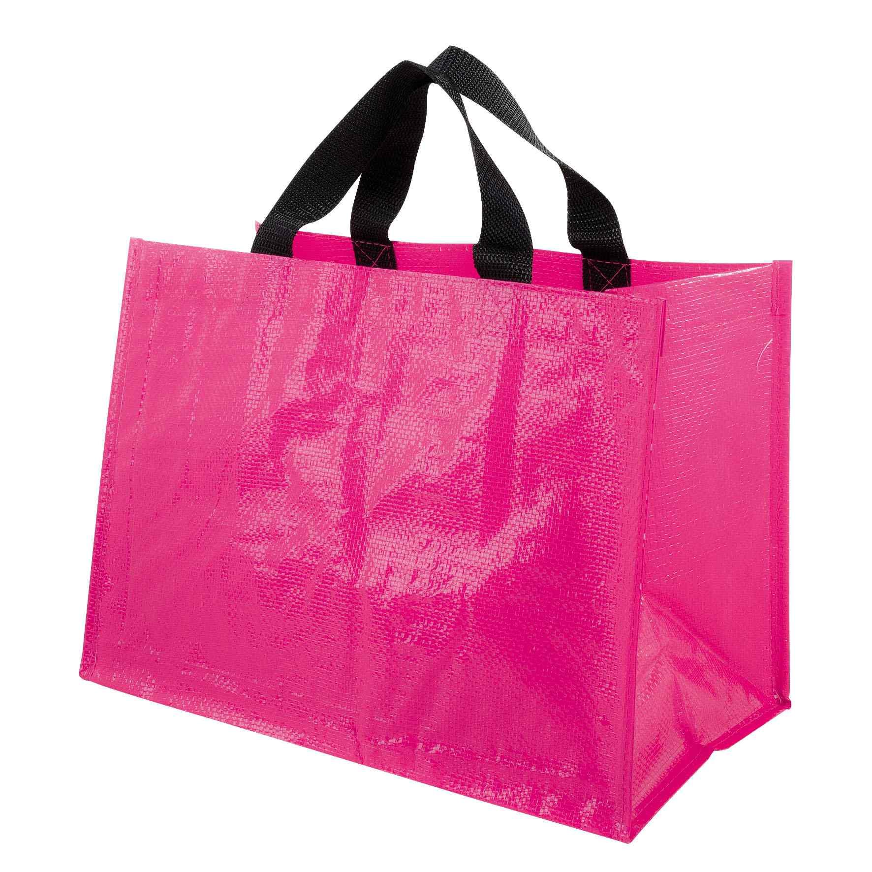 Sac shopping publicitaire PP tissé Horizon - Cadeau promotionnel