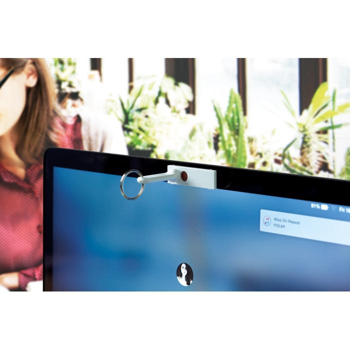 Objet publicitaire sécurité - Cache webcam & Ctrl parental Webcam-Blocker