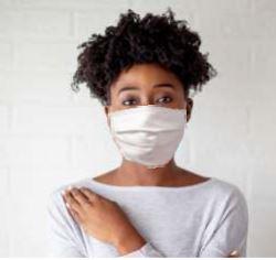 Masque en polyester Cova