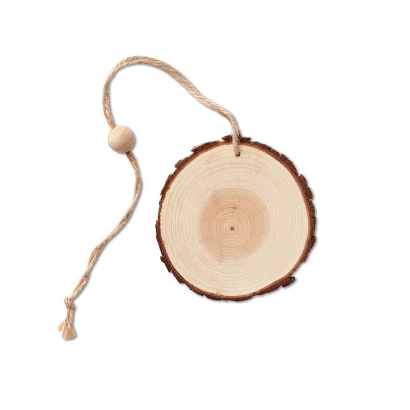 Goodies écologique - Décoration de Noël en bois RINGWOOD
