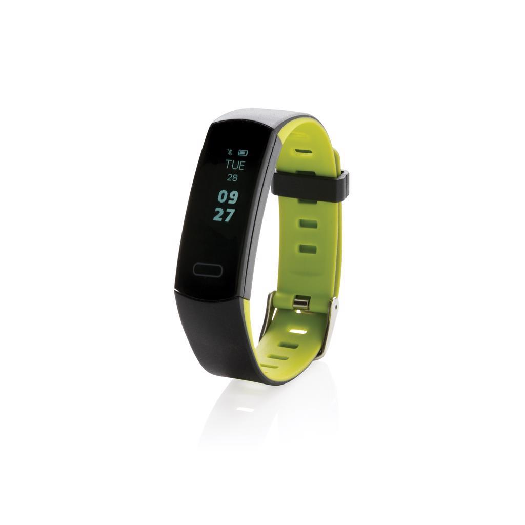 Montre connectée publicitaire - bracelet connecté personnalisé Move Fit