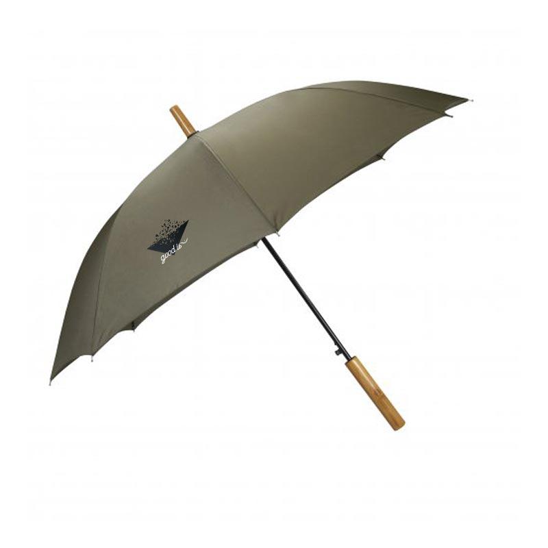 Parapluie tempête en PEt à personnaliser