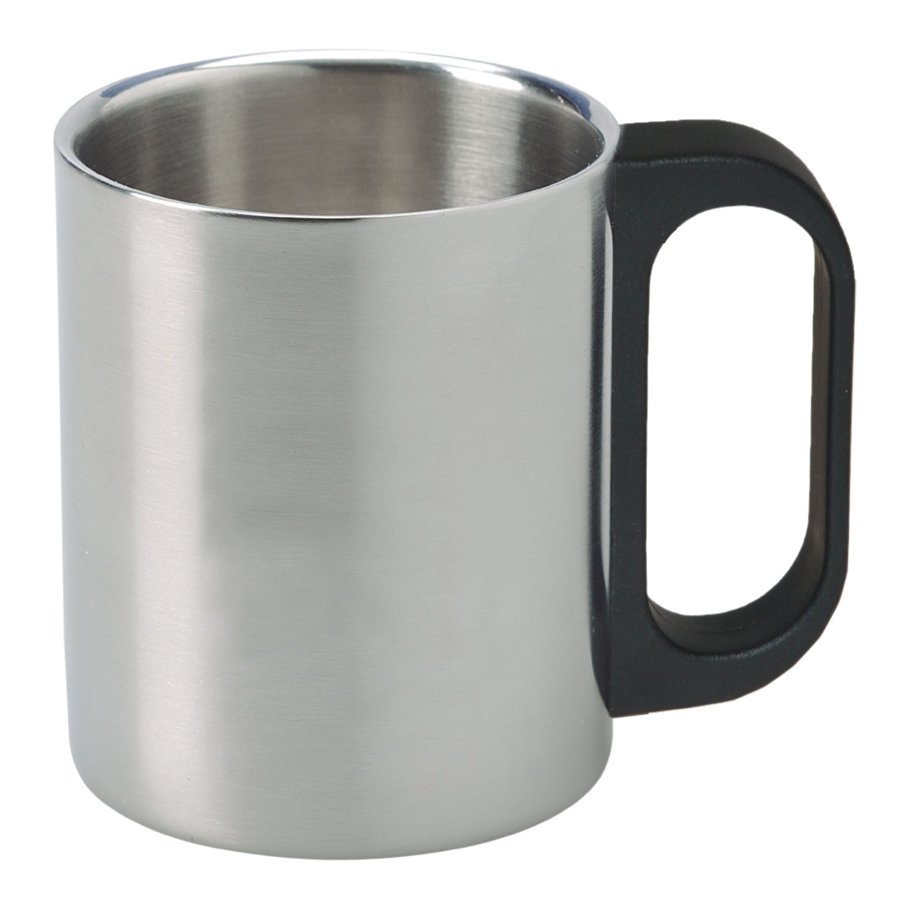 Cadeau publicitaire - Mug publicitaire isotherme inox 22cl Timbali