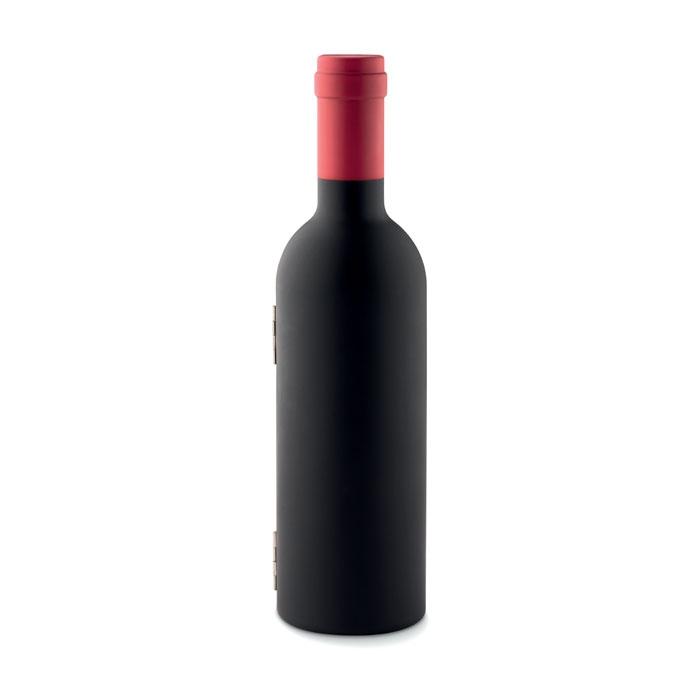 Coffret publicitaire bouteille set de vin Settie