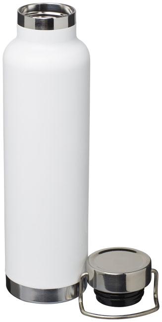 Bouteille isotherme publicitaire - Cadeau d'entreprise - bleu