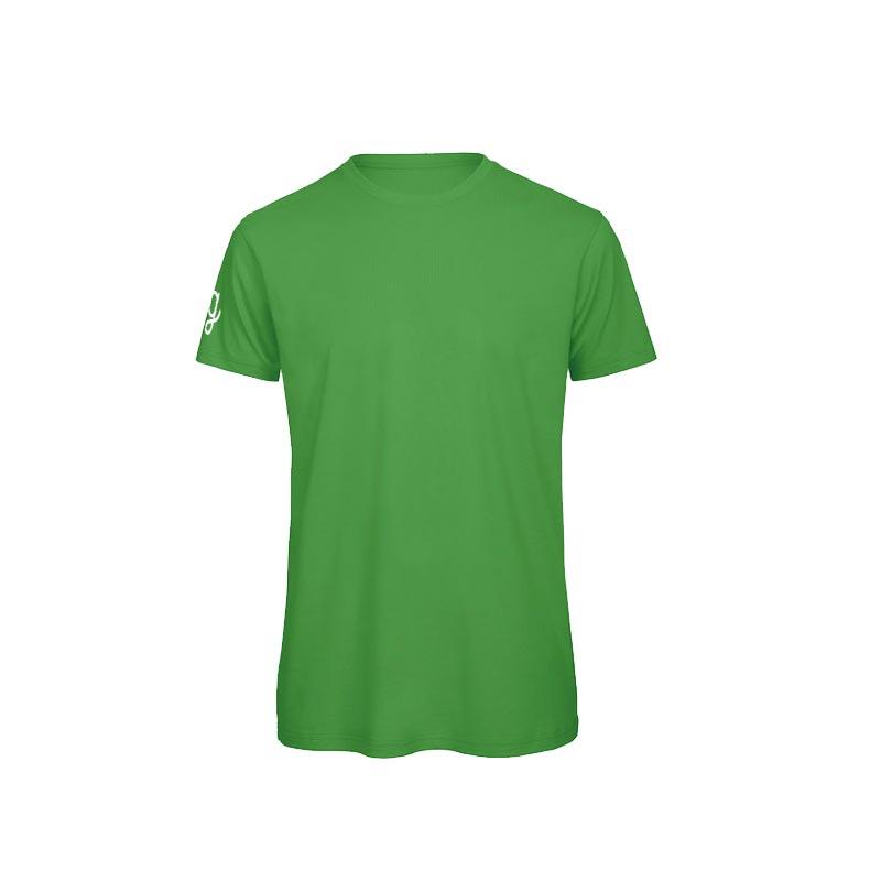 T-Shirt personnalisé coton bio 140 g/m² Inspire - Cadeau promotionnel