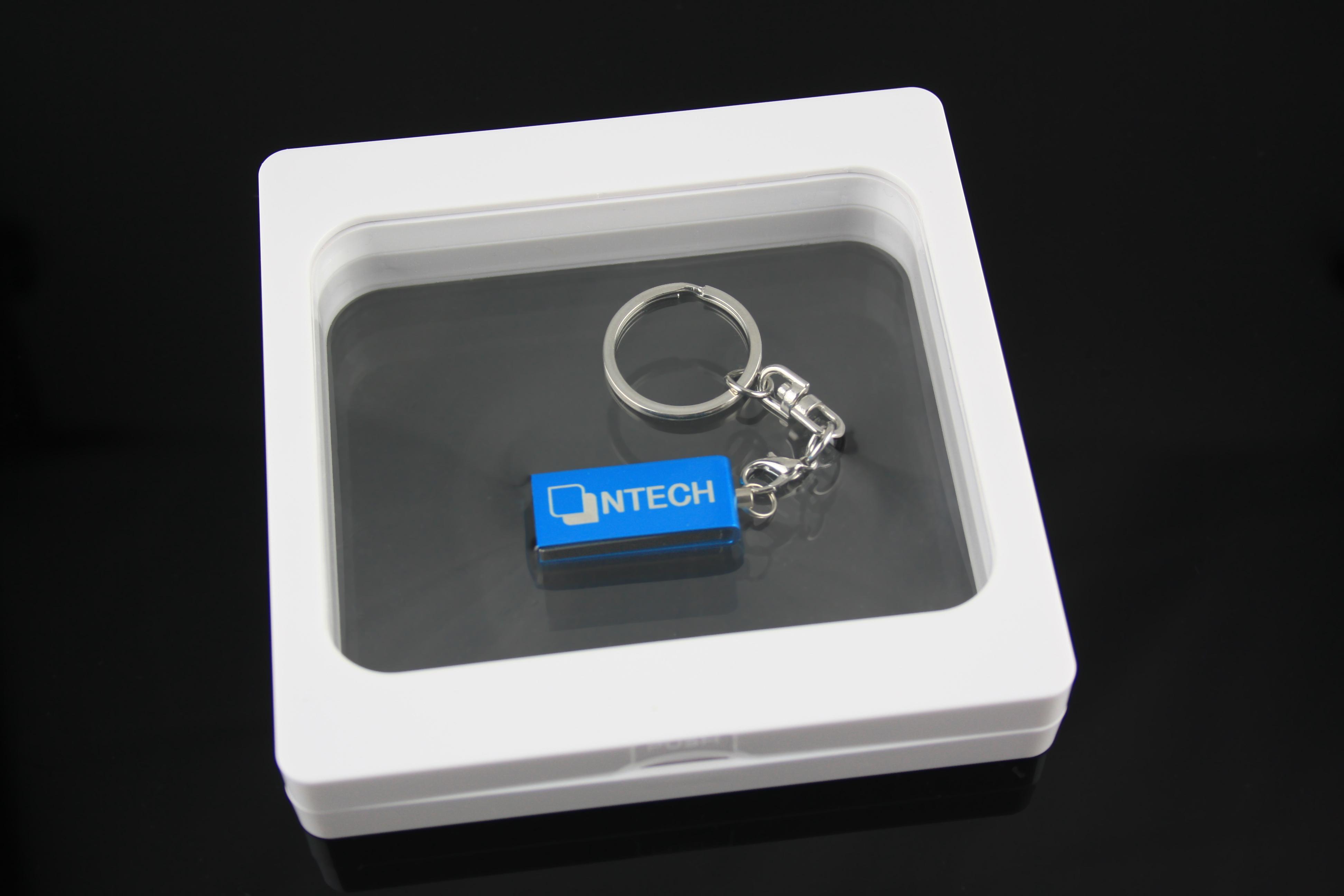 Clé USB publicitaire Twist - Cadeau publicitaire