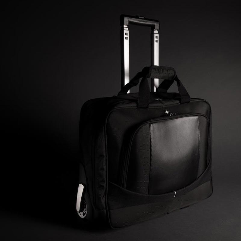 Cadeau d'entreprise de fin d'année - Valise trolley personnalisable