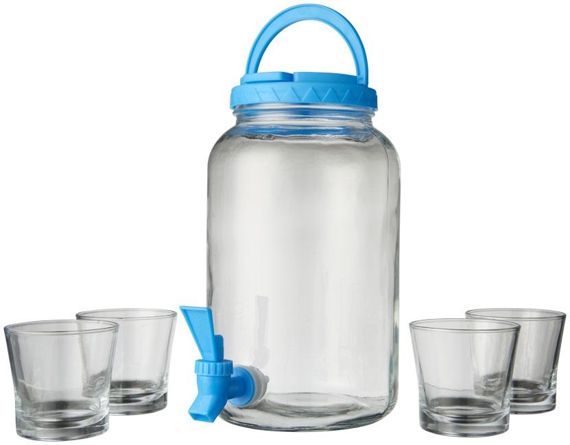 Set boisson 5 pièces Dry - cadeau personnalisable