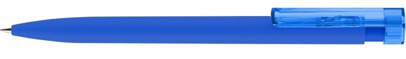 Stylo publicitaire écologique Liberty Soft Touch - stylo personnalisable