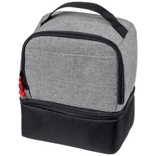 Sac isotherme personnalisable double Kube - Sac repas