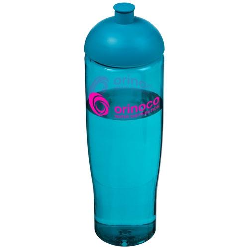 Bouteille de sport publicitaire H2O Tempo® 700 ml avec couvercle en dôme