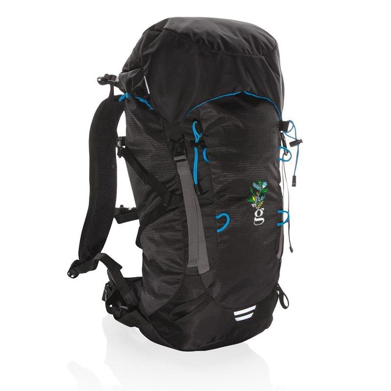 sac a dos publicitaire de randonnée Explorer