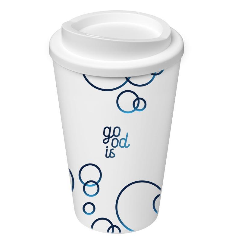mug de voyage personnalisable antibactérien Americano
