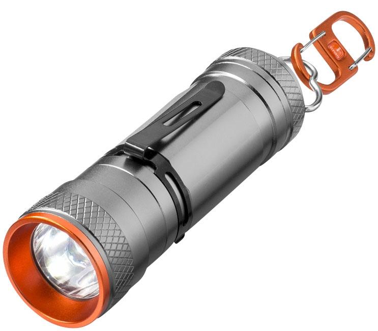 Lampe de poche publicitaire Weyburn - lampe de poche personnalisable