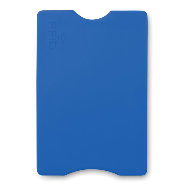 Porte-carte de crédit publicitaire Protector noir - Goodies entreprise